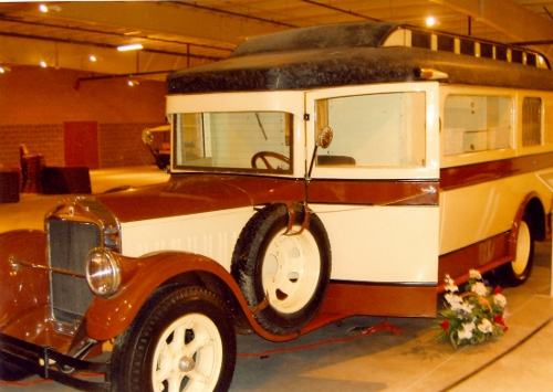 1928 Pierce Arrow