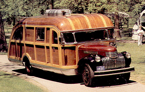 100 Years of Motorhome History