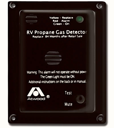Atwood RV LP detector