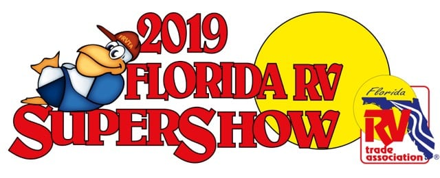 florida rv supershow logo 2018