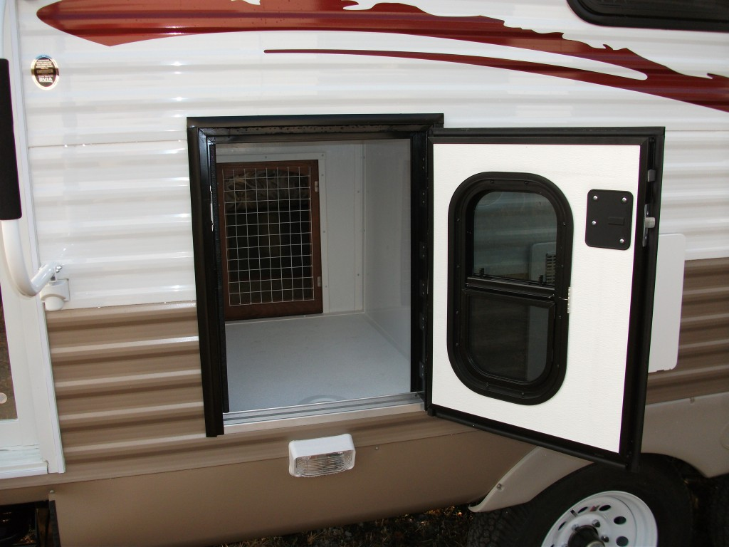Pet Friendly Motorhome Mods
