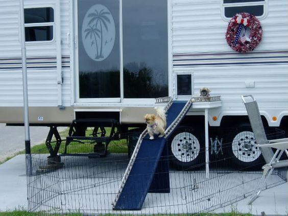 Pet Friendly Motorhome Mods
