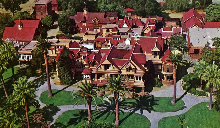 winchester crazy house