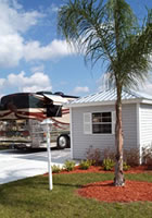 motor coach homes in Southwest Florida