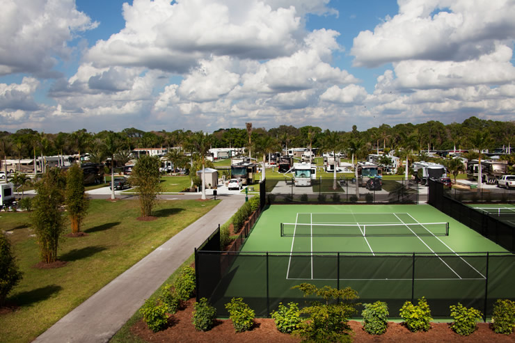 Fort Myers Southwest Florida Cypress Trail Rv Resort
