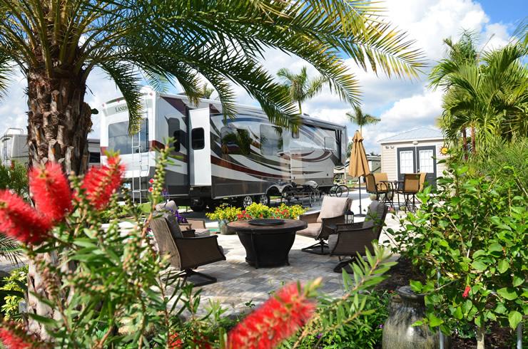 Fort Myers FL RV Resort | Florida RV Lots for Sale | Cypress Trail