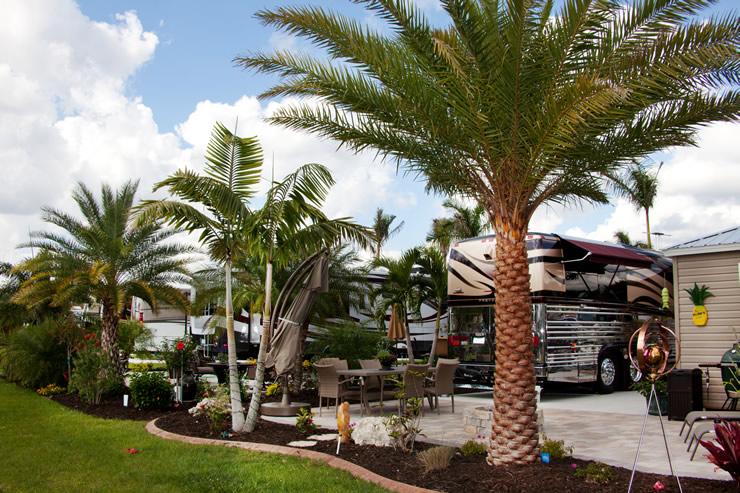Cypress Trail RV Resort Site Plan | Luxury RV Resort | Fort