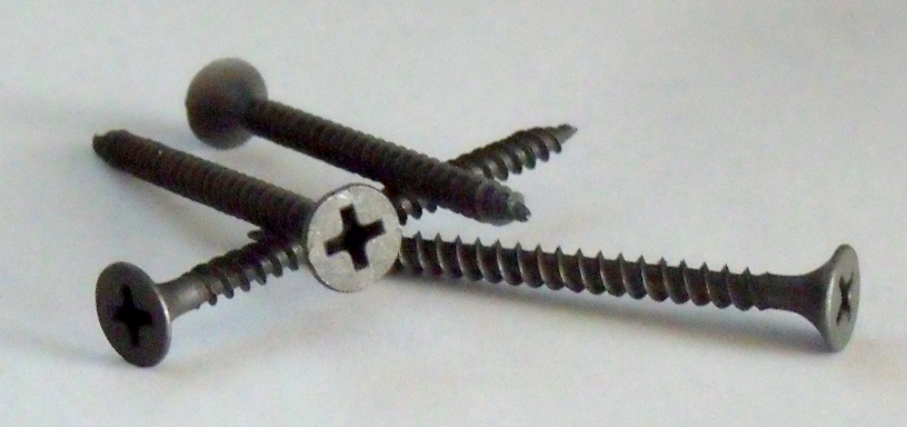 self tapping screws for motorhomes